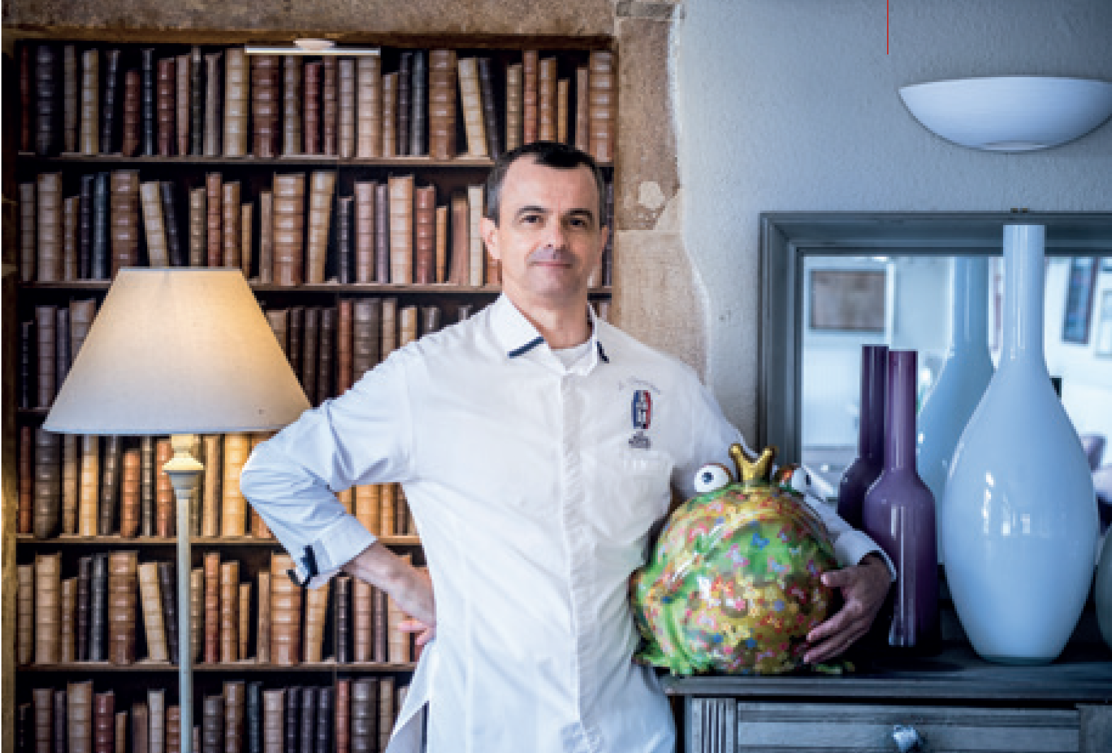 Restaurant Auberge des Grenouillats - Luc Dervieux