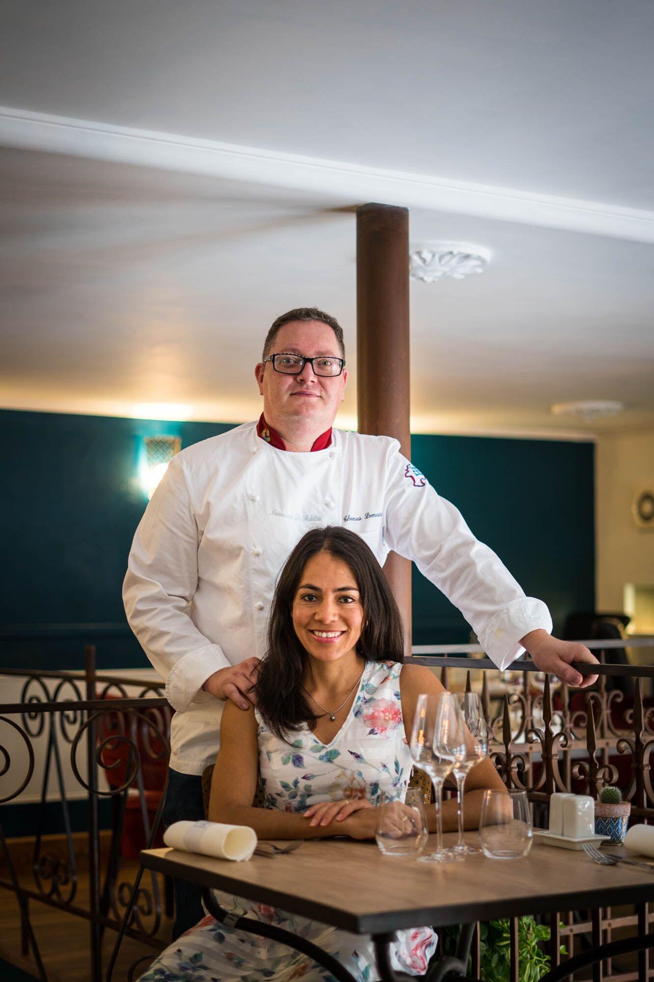 Restaurant Table & partage - Thomas LEMAIRE
