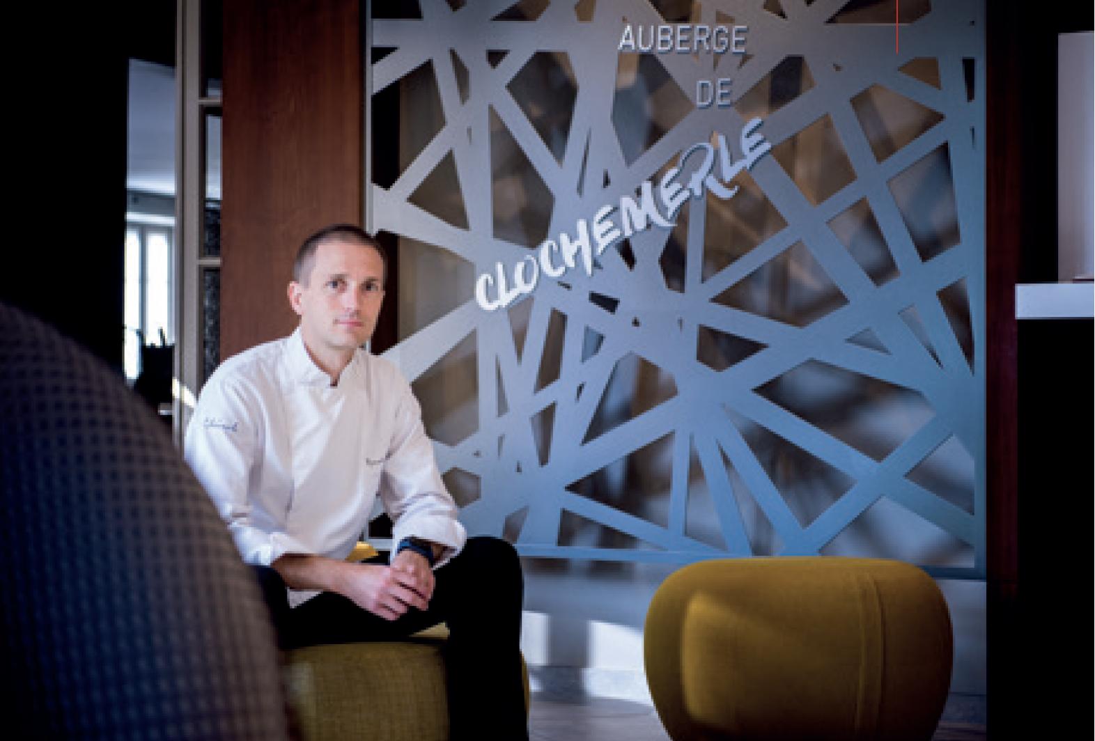 Restaurant Auberge de Clochemerle - Romain Barthe
