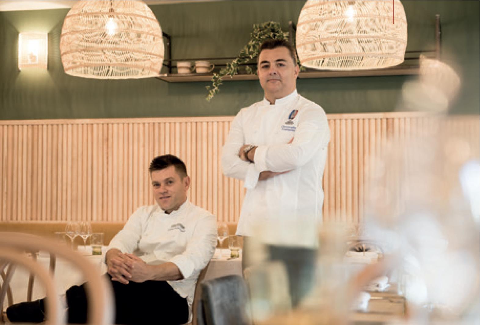 Restaurant C Gastronomie - Christophe Foulquier
