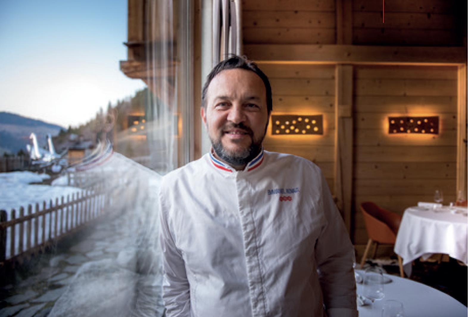 Restaurant Flocons de Sel - Emmanuel Renaut