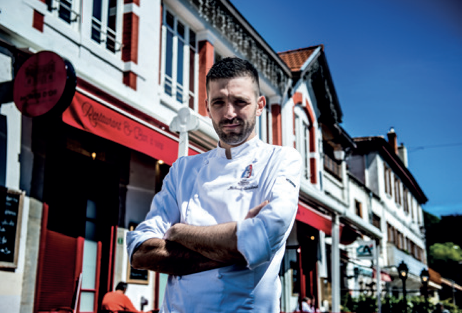Restaurant Brasserie des Monts d'Or - Mickaël GAUDINET