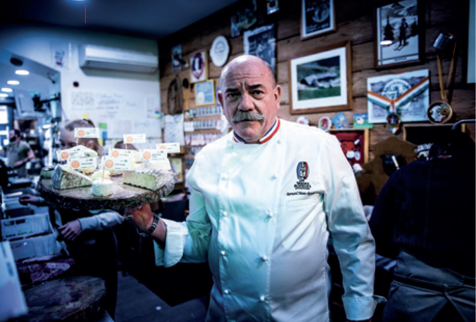 Restaurant La Fromagerie des Alpages - Bernard MURE-RAVAUD