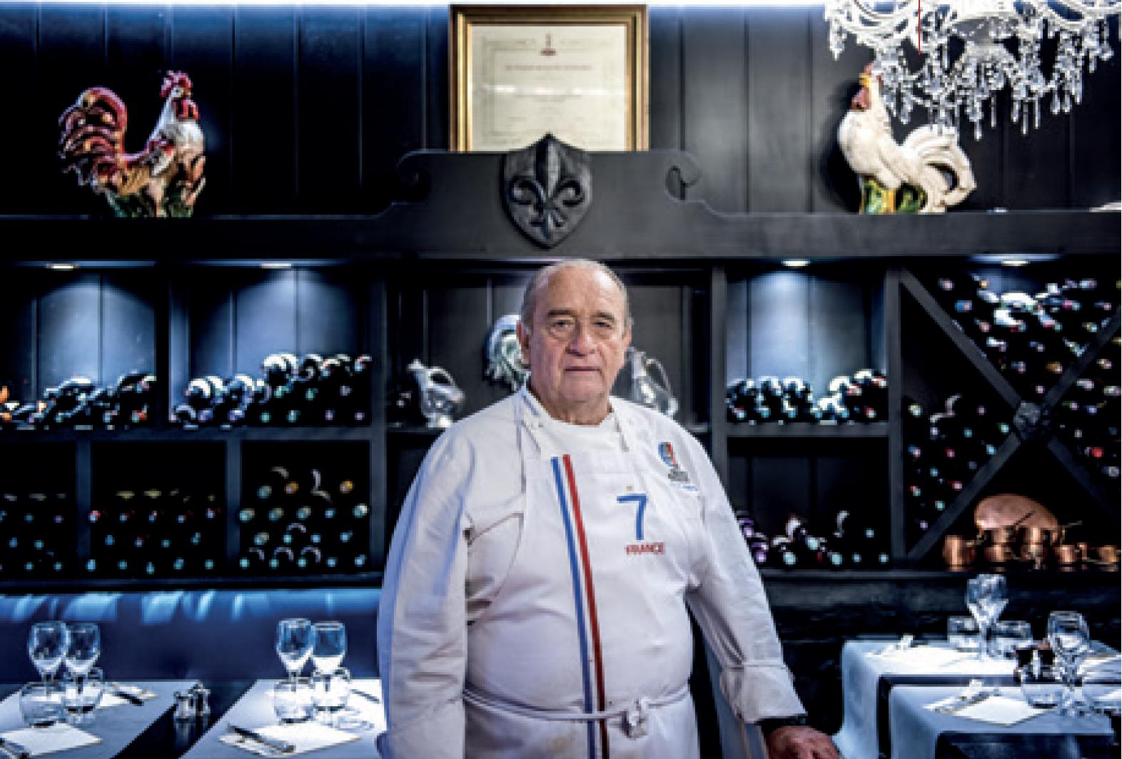 Restaurant La Table d'à coté - Paul Offroy