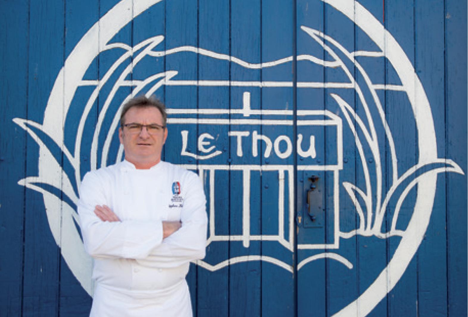 Restaurant Le Thou - Stéphane Konig