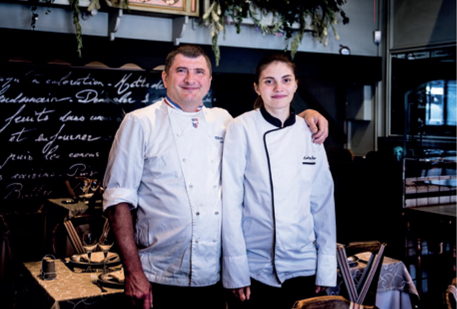 Restaurant Le Vivarais - Williams Jacquier