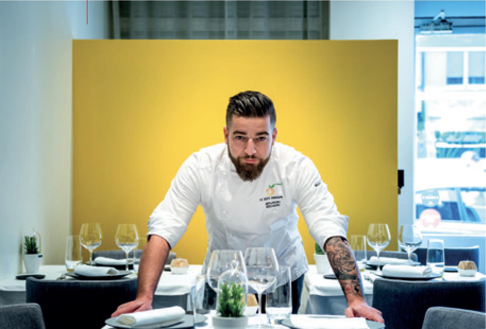 Restaurant Le Zeste gourmand - Benjamin BOUVARD