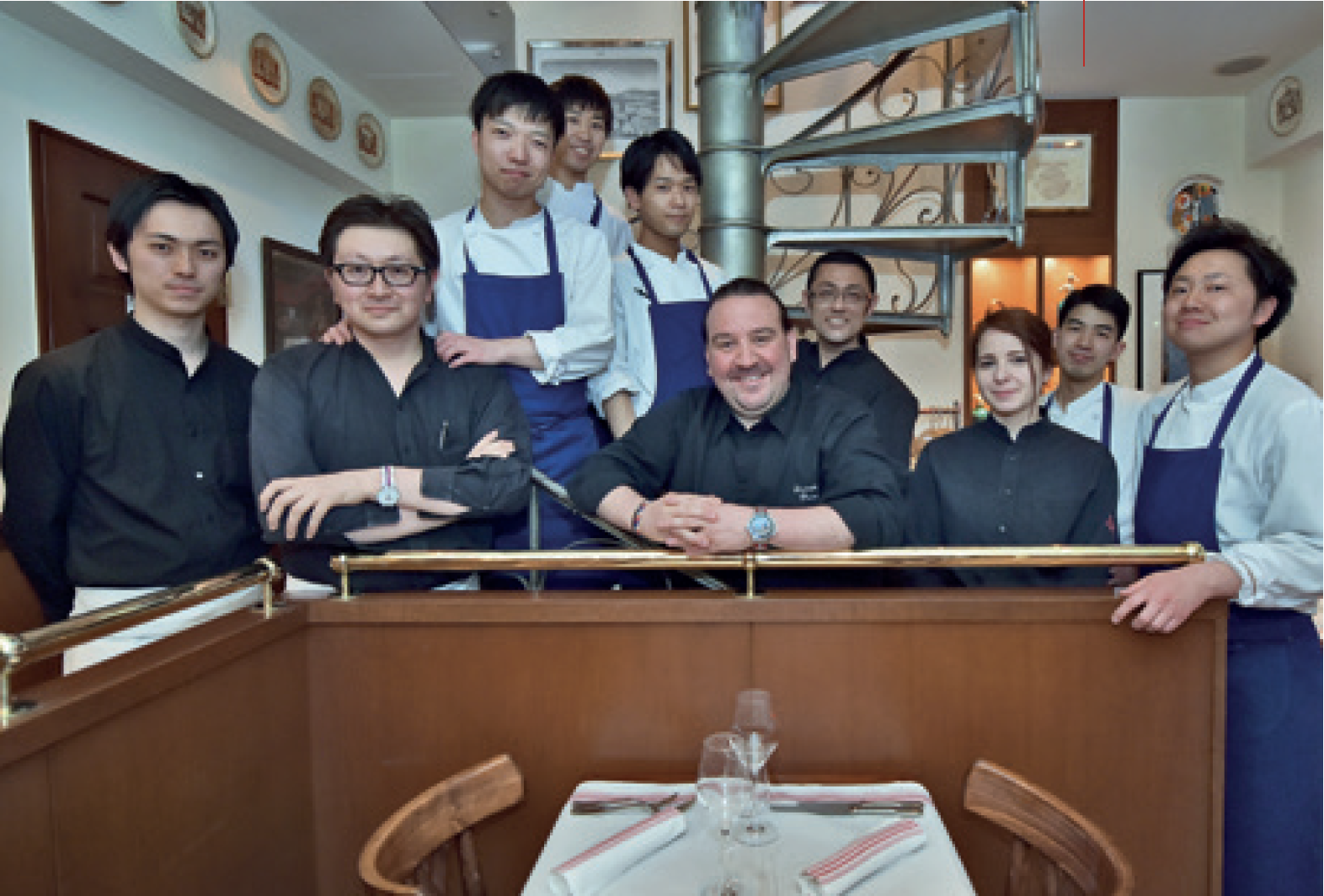 Restaurant Le Lugdunum - Christophe PAUCOD