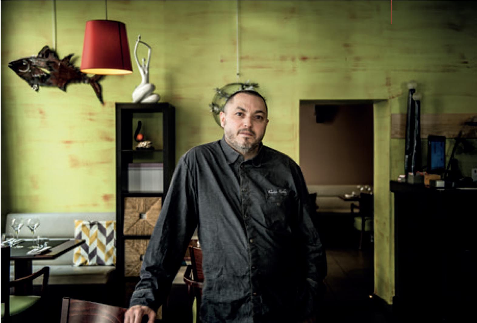 Restaurant Opaline - Fabrice ROCHE
