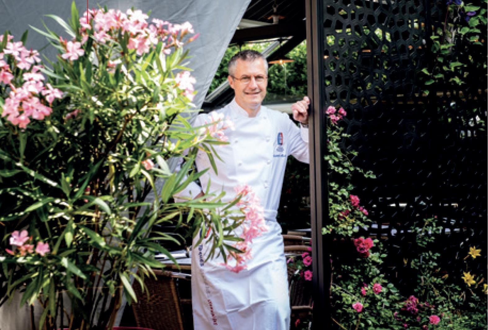 Restaurant Maison Allardon - Christophe Allardon