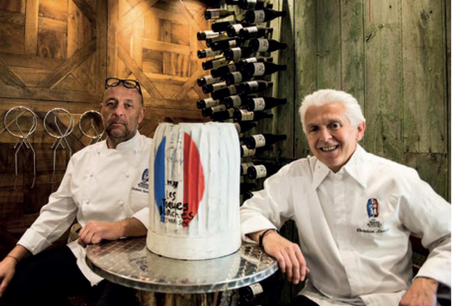 Restaurant Une Faim d'Apprendre - Dominic MOREAUD & Christian LAVAULT